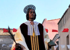 Sant'Antioco in procession